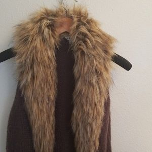BB Dakota Jackets & Coats - BB dakota faux  fur vest 🌠🌠